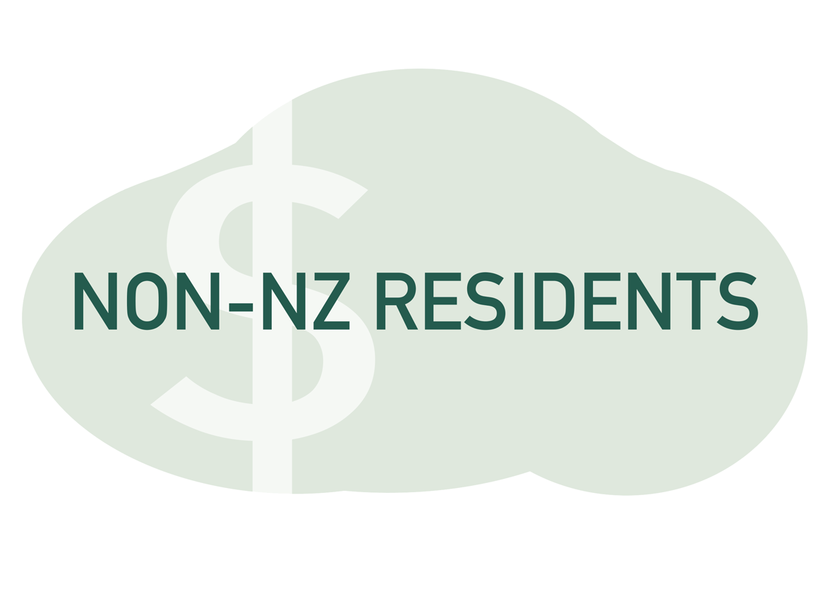 Fees and Charges  Non-NZ Residents